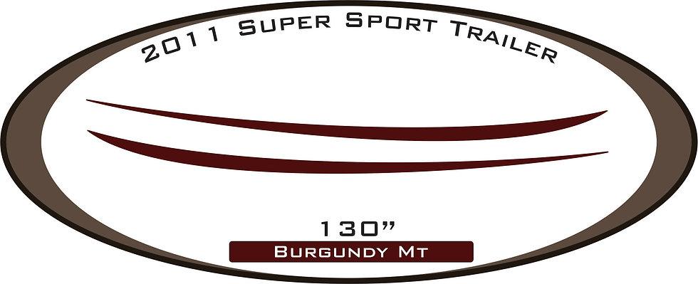 2011 Super Sport Travel Trailer