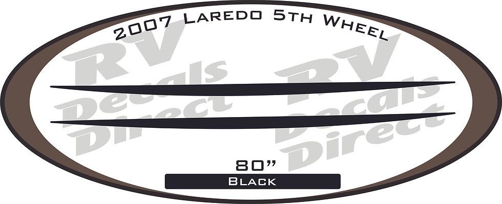 2007 Laredo 5th Wheel
