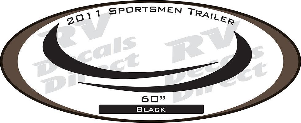 2011 Sportsmen Travel Trailer