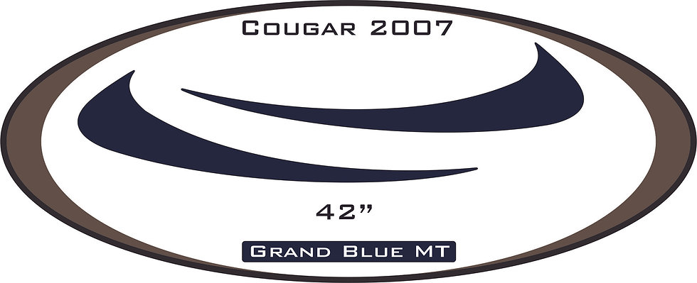 2007 Cougar 5th wheel