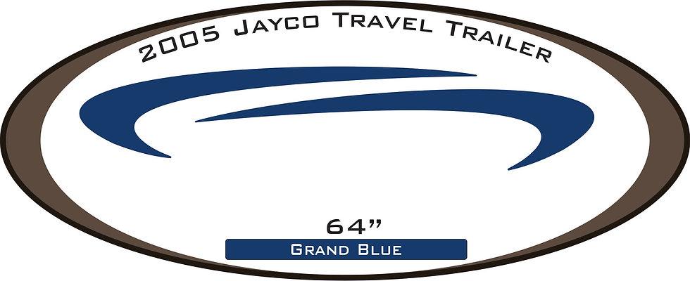 2005 Jayflight Travel Trailer