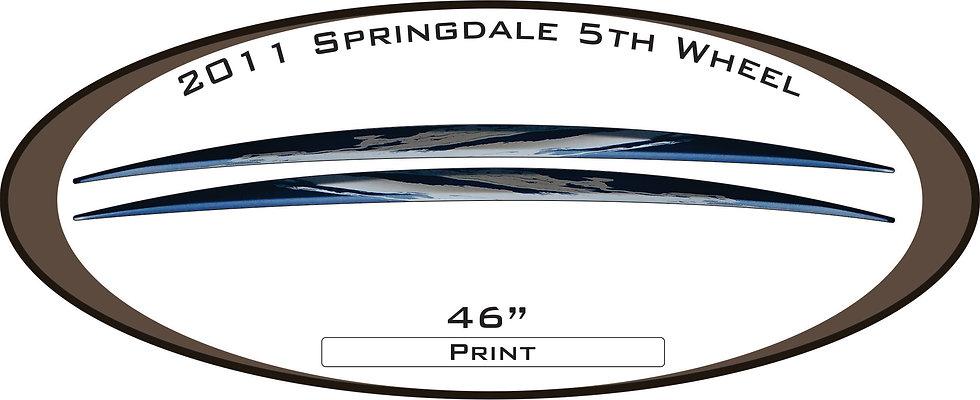 2011 Springdale 5th Wheel