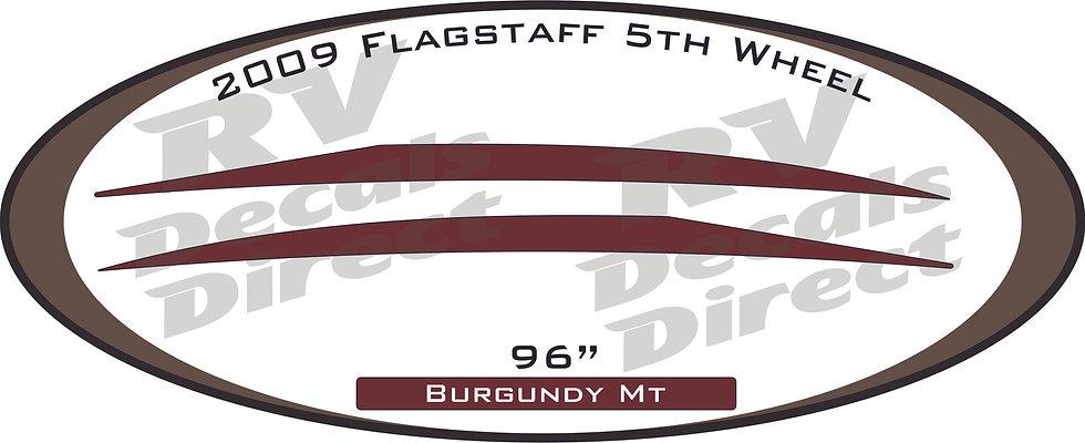 2009 Flagstaff 5th Wheel
