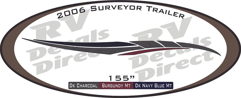 2006 Surveyor Travel Trailer
