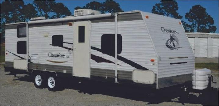2005 & 2006 Cherokee Travel Trailer 0208