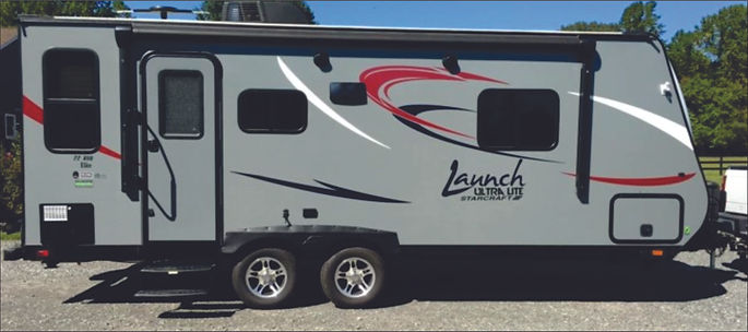 2016 Starcraft Lauch Travel Trailer1311.