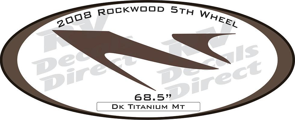 2008 Rockwood 5th Wheel