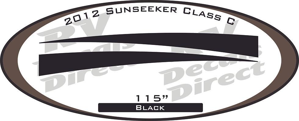 2012 Sunseeker Class C