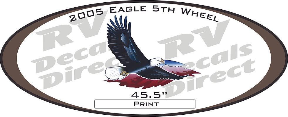 2005 Eagle 5th Wheel