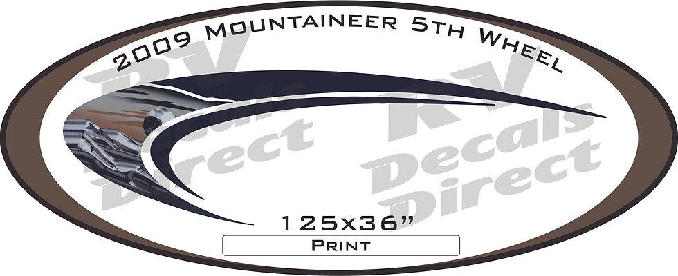 2009 Mountaineer 5th Wheel