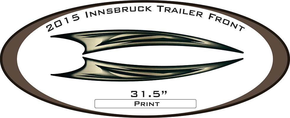 2015 Innsbruck Travel Trailer