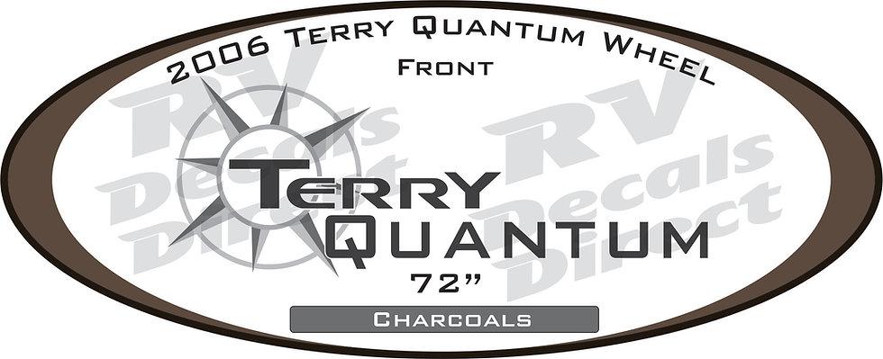 2006 Terry Quantum 5th Wheel