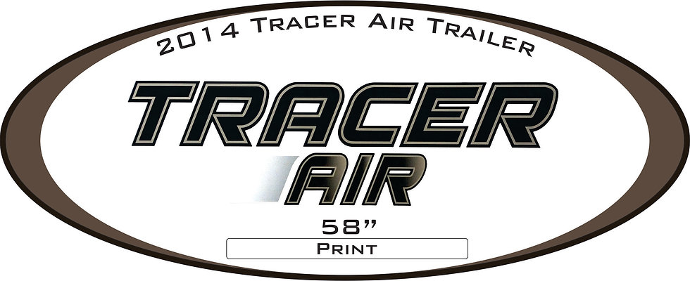 2014 Tracer Air Travel Trailer