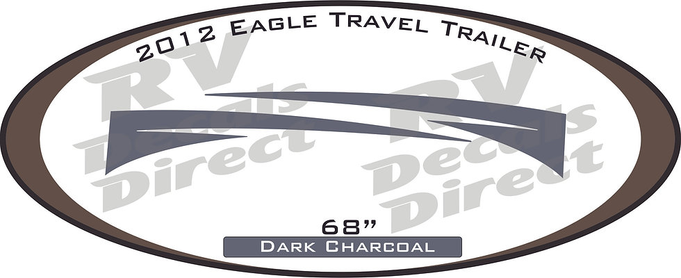 2012 Eagle Travel Trailer