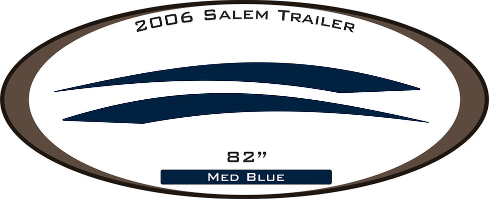 2006 Salem Travel Trailer