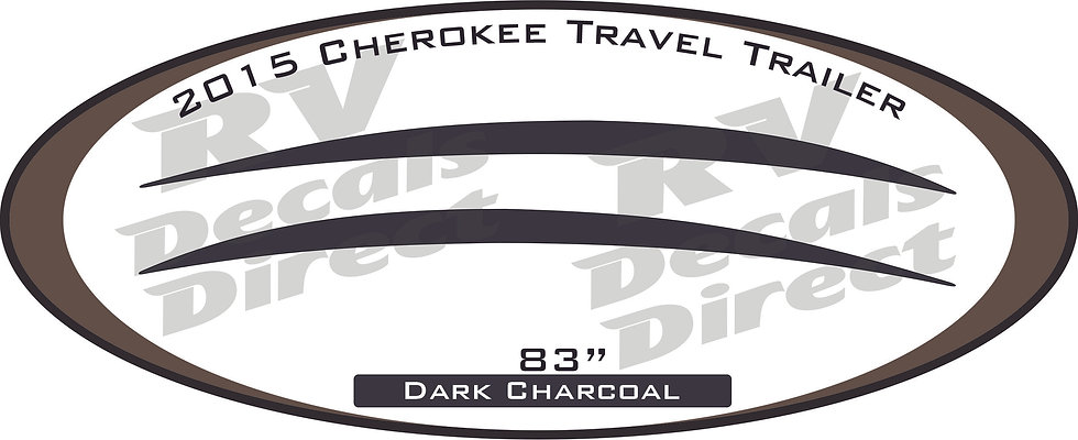 2014/2015 Cherokee Travel Trailer