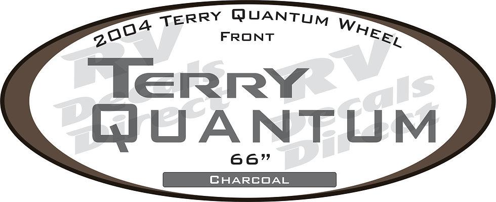 2004 Terry Quantum 5th Wheel