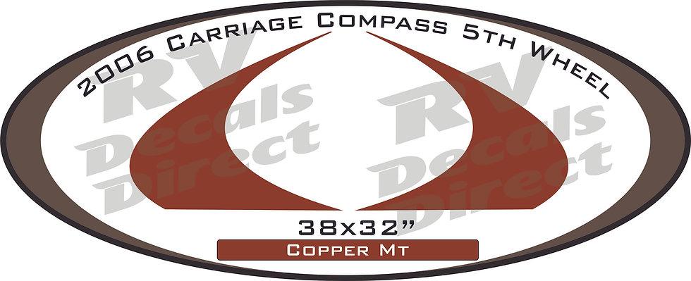 2006 Compass 5th Wheel