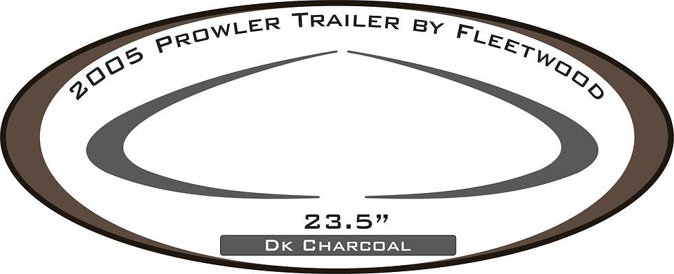 2005 Prowler Travel Trailer
