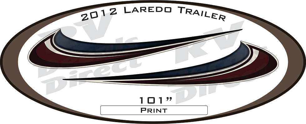 2012 Laredo Travel Trailer