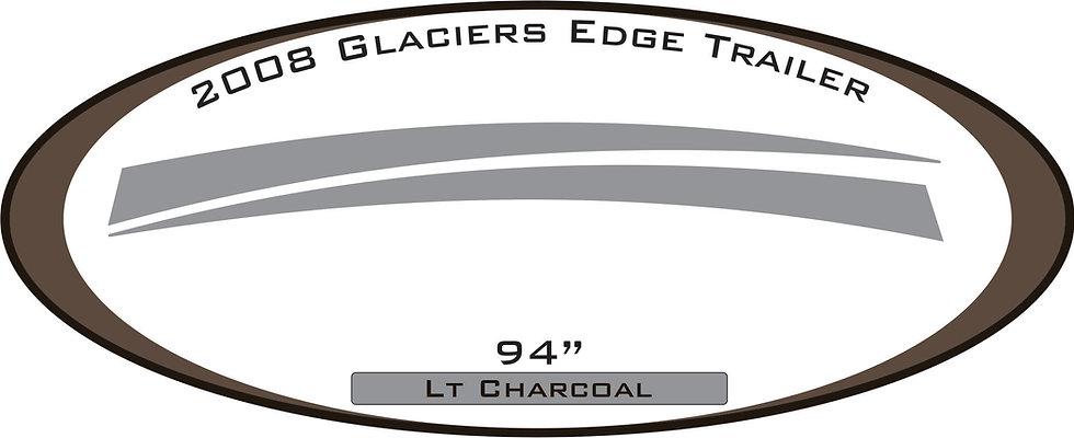 2008 Glaciers Edge Travel Trailer