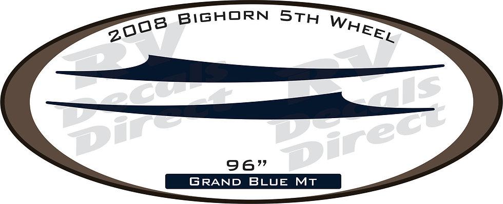 2008 Bighorn 5th Wheel