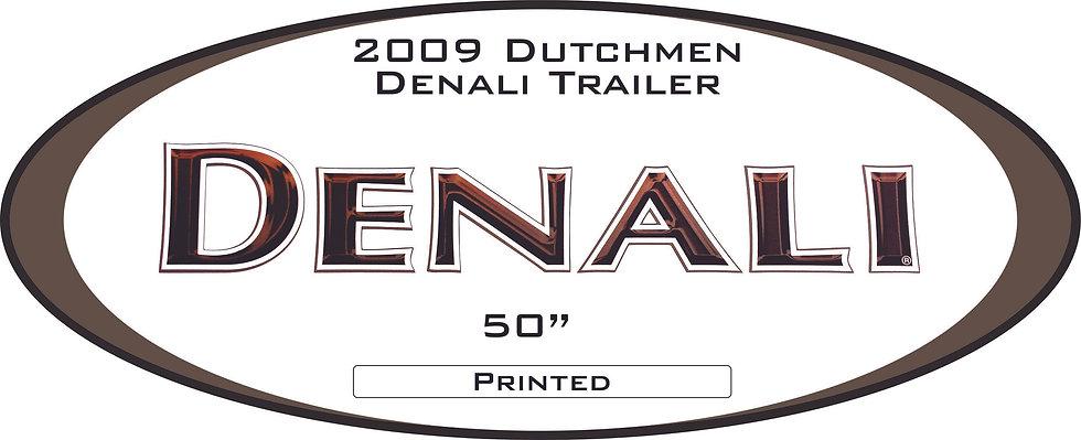 2009 Dutchmen Denali Trailer