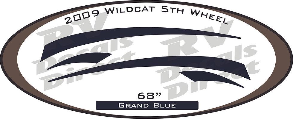 2009 Wildcat 5th Wheel