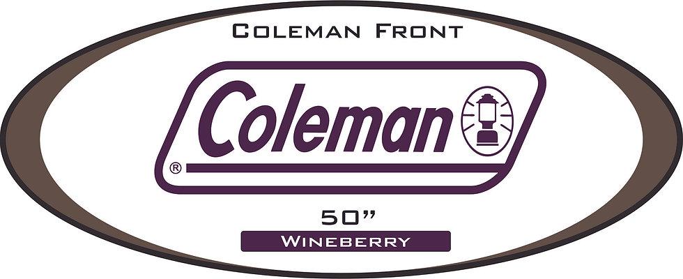 2014 Coleman Travel Trailer