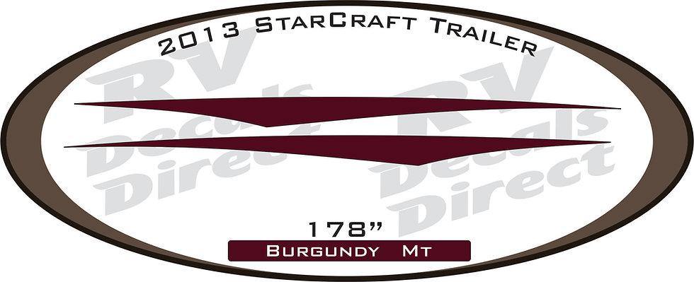2013 Starcraft Travel Trailer