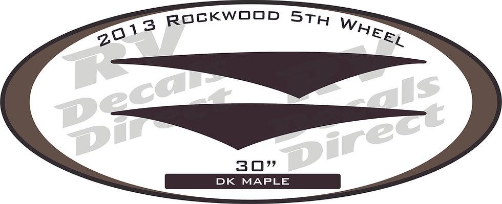 2013 Rockwood 5th Wheel