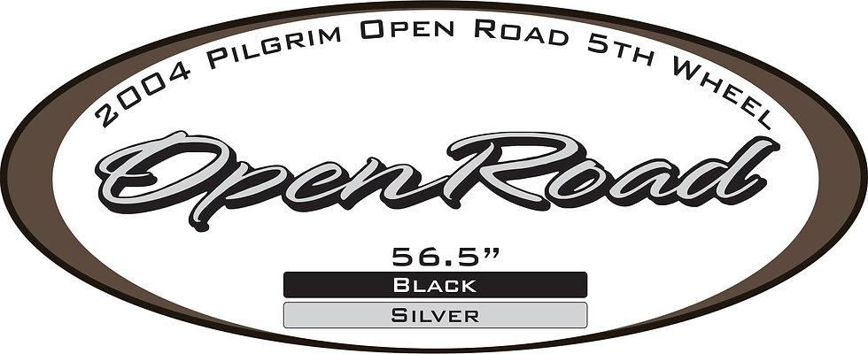 2006 Open Road 5th wheel