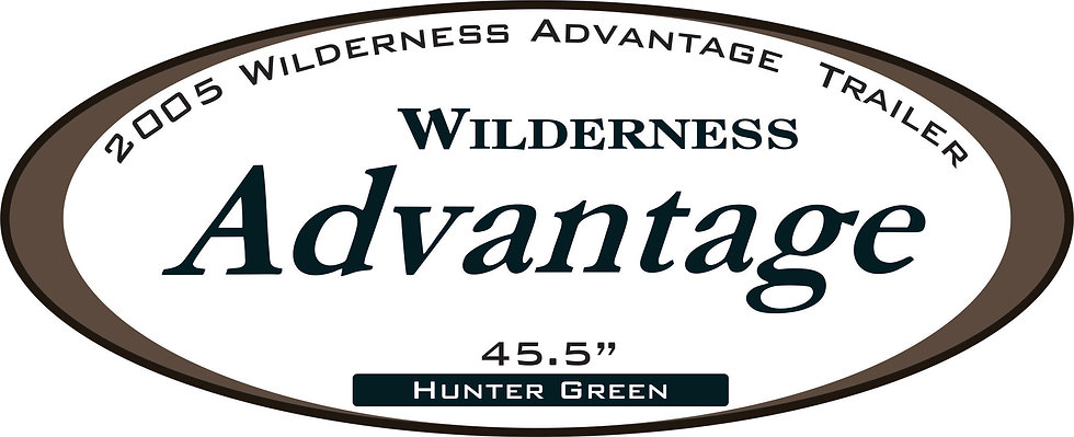 2005 Wilderness Advantage Travel Trailer