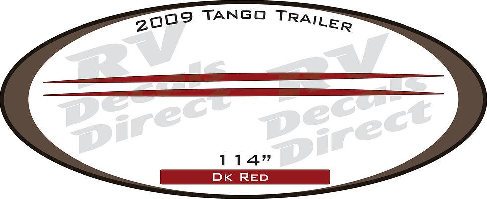 2009 Tango Travel Trailer