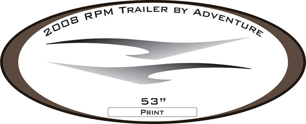 2008 RPM TravelTrailer