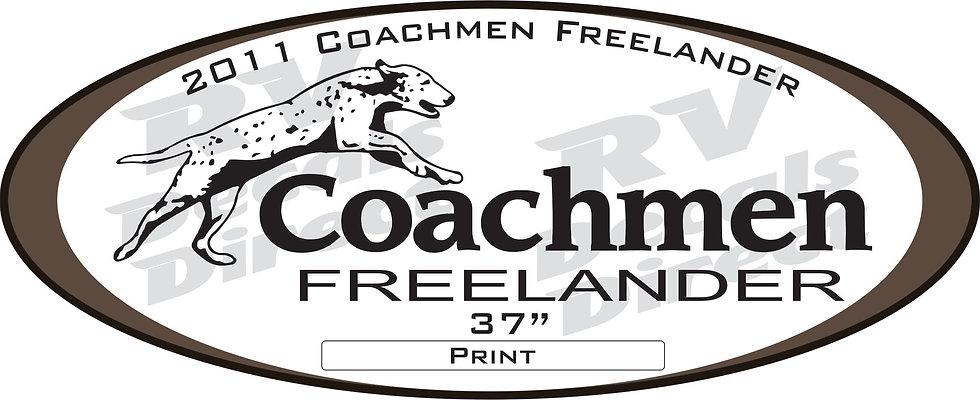 2011 Freelander Class C