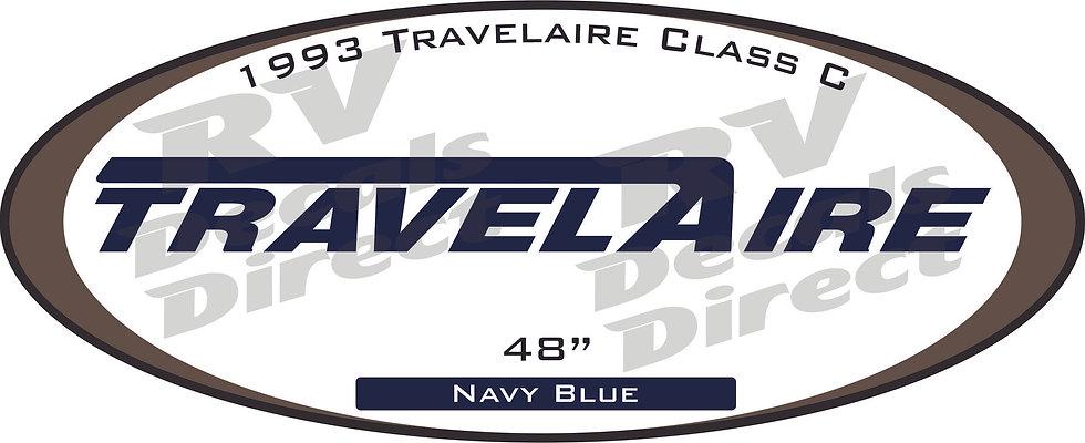 1993 Travelaire Class C