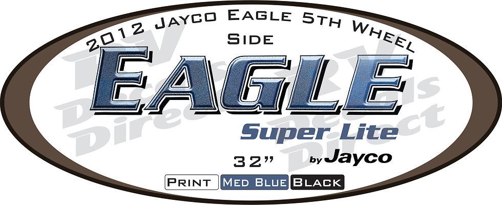 2012 Jayco Eagle 5th Wheel