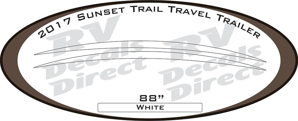 2017 Sunset Trail Travel Trailer