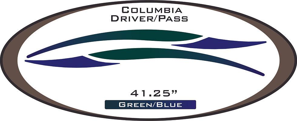 2001 Columbia 5th wheel