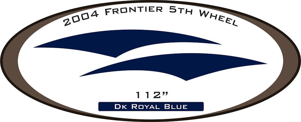 2004 Frontier 5th wheel