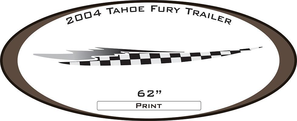 2004 Tahoe Fury 5th wheel