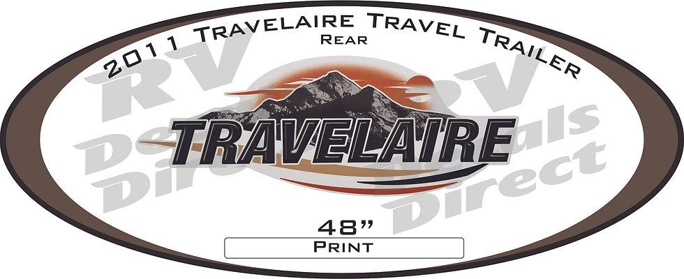 2011 Travelaire Travel Trailer