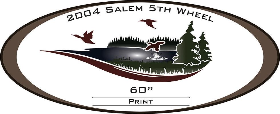 2004 Salem 5th Wheel