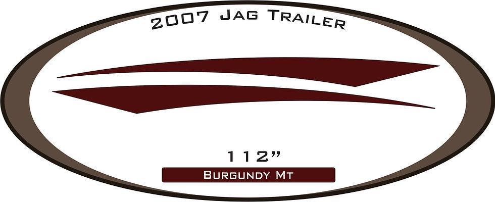 2007 Jag Travel Trailer