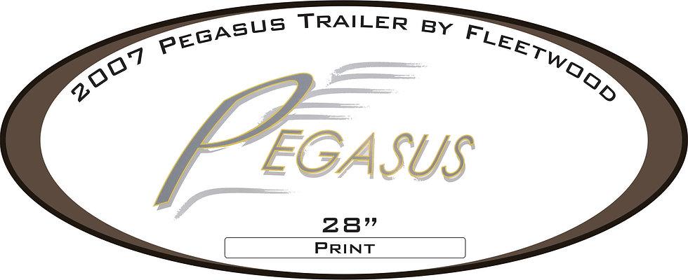 2005 Pegasus Trailer