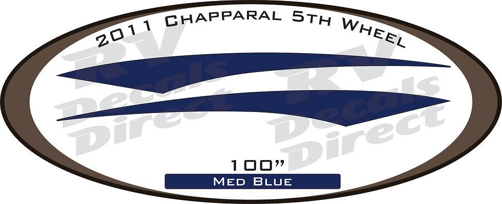 2011 Chaparral 5th Wheel