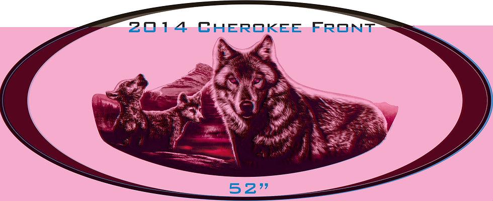 2014 Cherokee Travel Trailer