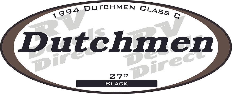 1994 Dutchmen Class C
