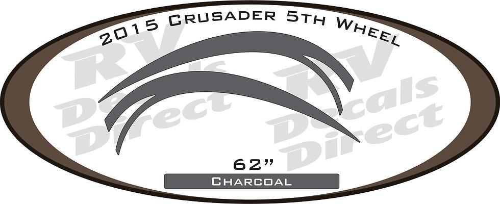 2015 Crusader 5th Wheel